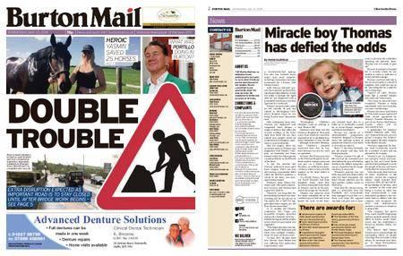 Burton Mail – May 23, 2018