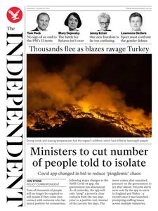 The Independent - 03 August 2021