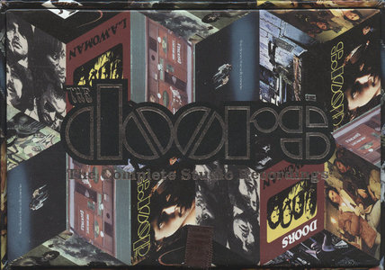 The Doors - The Complete Studio Recordings [1999, 7CD Box Set, ELEKTRA 62434-2A~G] Re-up