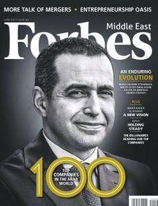 Forbes Middle East English Edition - June 2017