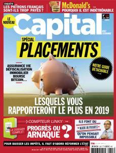 Capital France - Janvier 2019