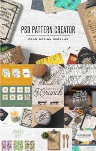 CreativeMarket - PSD Pattern Creator