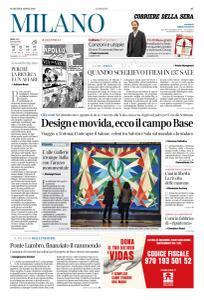 Corriere della Sera Milano - 9 Aprile 2019