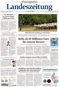 Thüringische Landeszeitung – 05. August 2019