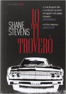 Shane Stevens - Io ti troverò (2010)  [Repost]