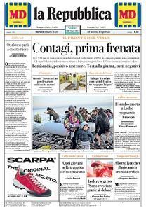la Repubblica - 3 Marzo 2020