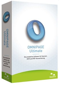 Nuance OmniPage Ultimate 19.0 Multilingual (Repost)