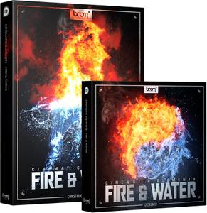 Boom Library Cinematic Elements: Fire & Water Bundle WAV