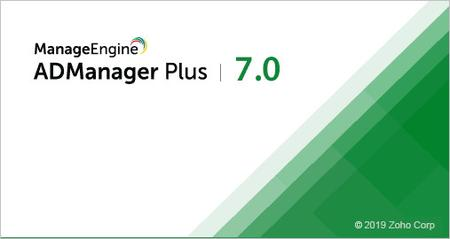 ManageEngine ADManager Plus 7.0.1 Build 7010 Professional