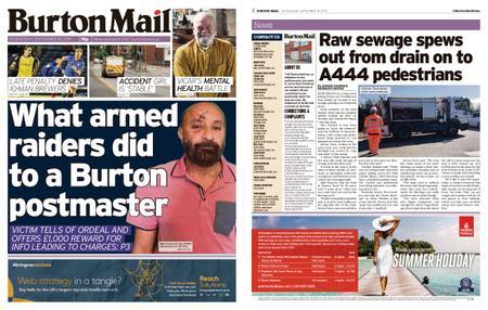 Burton Mail – September 18, 2019