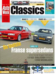 AutoWeek Classics Netherlands - augustus 2020