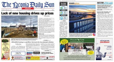 The Laconia Daily Sun – February 08, 2020