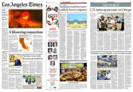 Los Angeles Times – July 31, 2018
