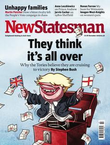 New Statesman -  22 - 28 November 2019