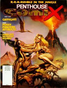 Penthouse Comix #22
