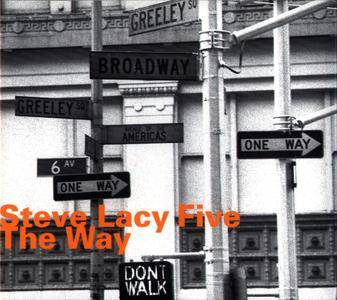 Steve Lacy Five - The Way (1979) 2CDs, Reissue 2004