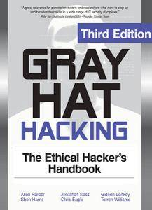 Gray Hat Hacking The Ethical Hackers Handbook (Repost)