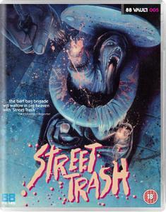 Street Trash (1987) + Extras