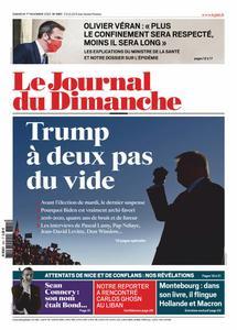 Le Journal du Dimanche - 01 novembre 2020
