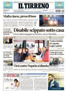 Il Tirreno Livorno - 19 Gennaio 2018