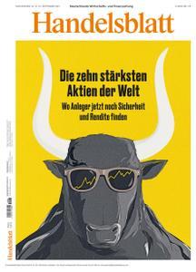 Handelsblatt - 10 September 2021