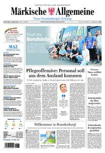 Neue Oranienburger Zeitung - 02. August 2018