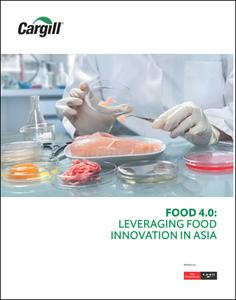 The Economist (Intelligence Unit) - Food 4.0 : Leveraging Food Innovation in Asia (2018)