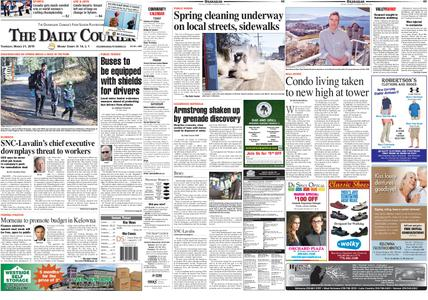 Kelowna Daily Courier – March 21, 2019