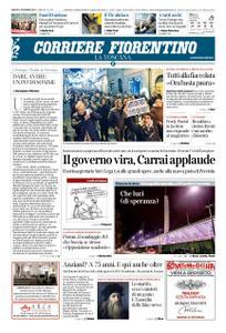 Corriere Fiorentino La Toscana – 01 dicembre 2018