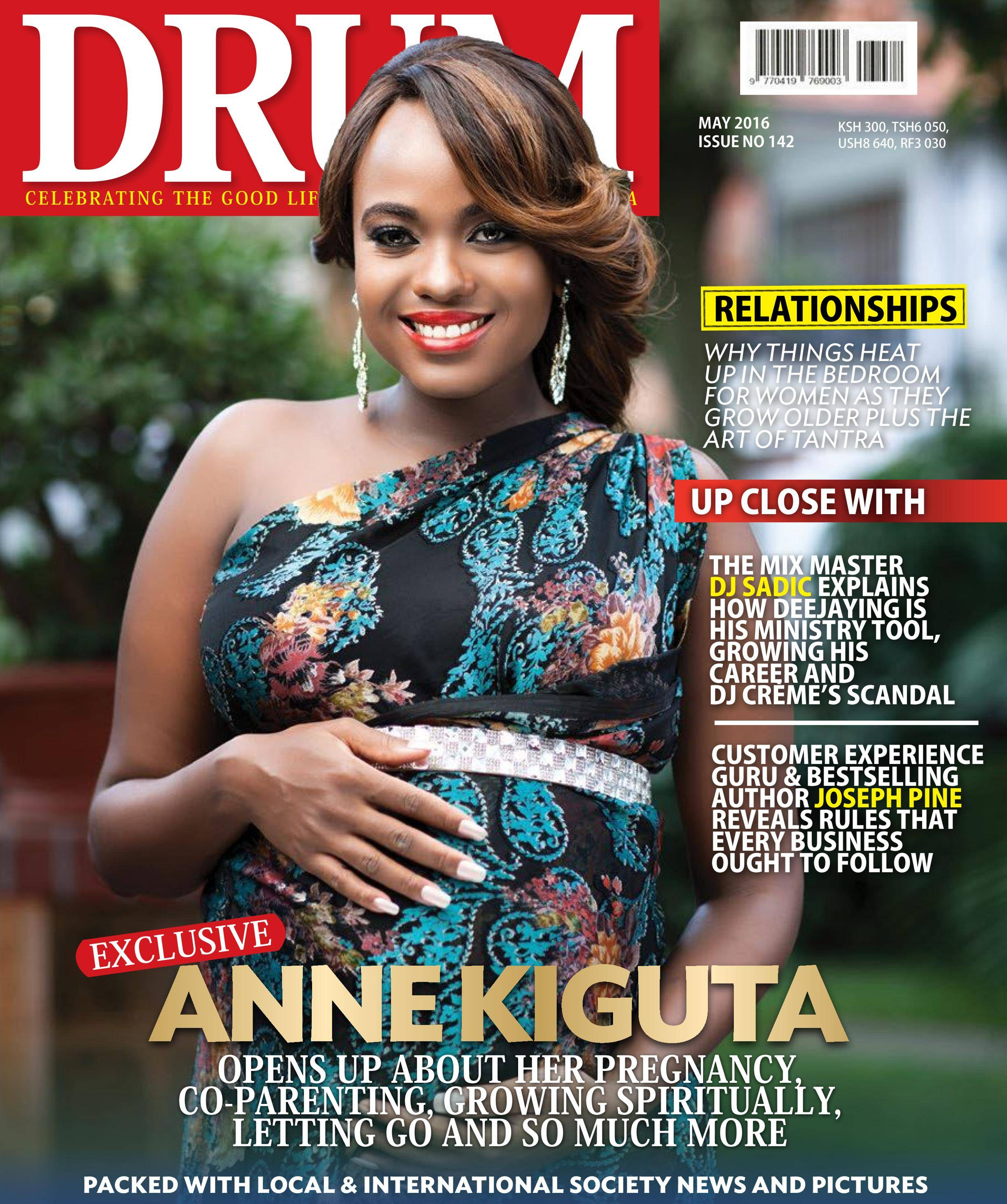 Drum East Africa - May 2016
