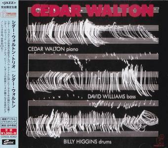 Cedar Walton Trio - Cedar Walton (1985) {2015 Japan Timeless Jazz Master Collection Complete Series CDSOL-6362}