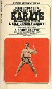 Bruce Tegner's Complete Book of Karate (Repost)