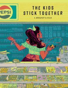 A Wave Blue World-The Kids Stick Together 2020 Hybrid Comic eBook