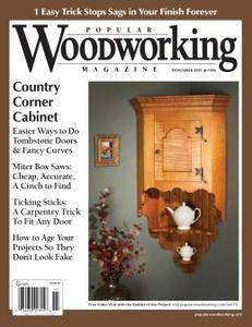 Popular Woodworking - November 2010