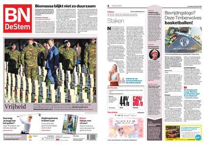 BN DeStem - Bergen op Zoom – 30 oktober 2019