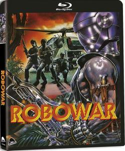 Robowar (1988) Robot da guerra + Extras