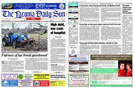 The Laconia Daily Sun – April 13, 2018