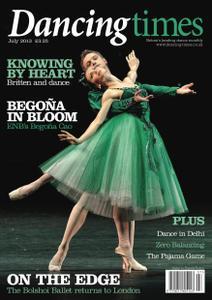 Dancing Times - July 2013