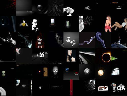Black Wall Series