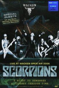 Scorpions - Live At Wacken Open Air 2006 (2007)