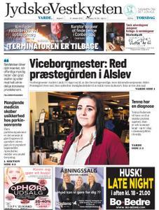 JydskeVestkysten Varde – 31. oktober 2019