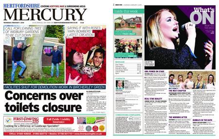 Hertfordshire Mercury – February 07, 2019