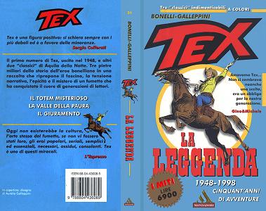I Miti - Volume 86 - Tex La Leggenda
