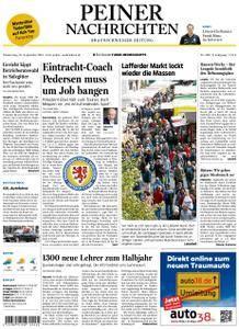 Peiner Nachrichten - 27. September 2018