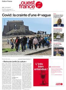 Ouest-France Édition France – 08 juillet 2021
