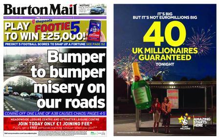 Burton Mail – March 01, 2019