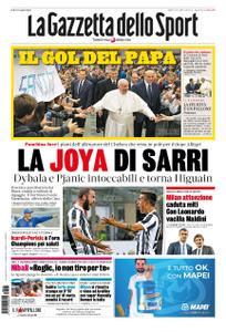 La Gazzetta dello Sport – 25 maggio 2019