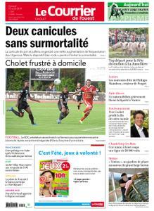 Le Courrier de l'Ouest Cholet – 10 août 2019