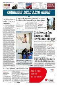 Corriere dell'Alto Adige - 25 Marzo 2018