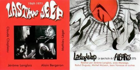 Lasting Weep - 2 Albums [Recorded 1969-1976] (2007) (Repost